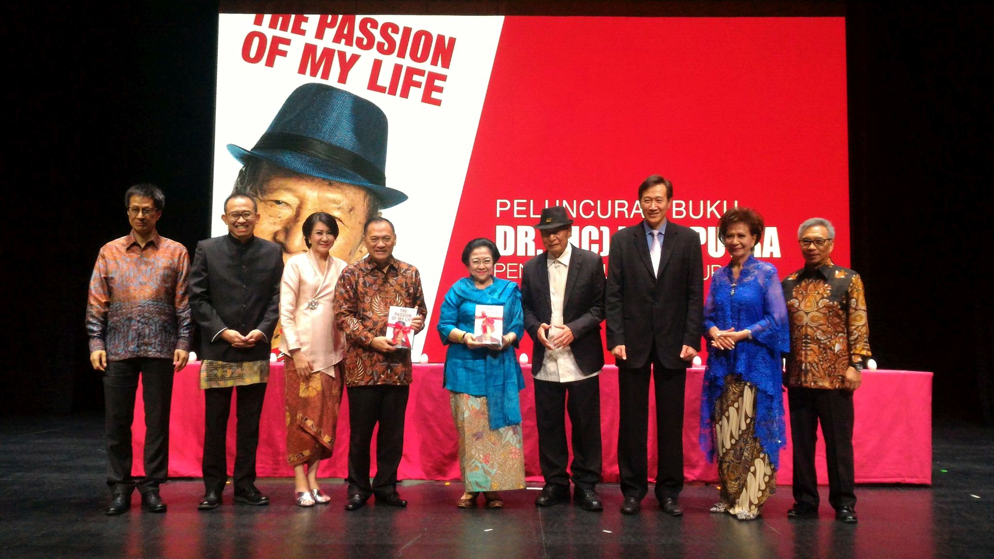 Ir Ciputra Launches Biography Book at Founders Day Ciputra Group 36th