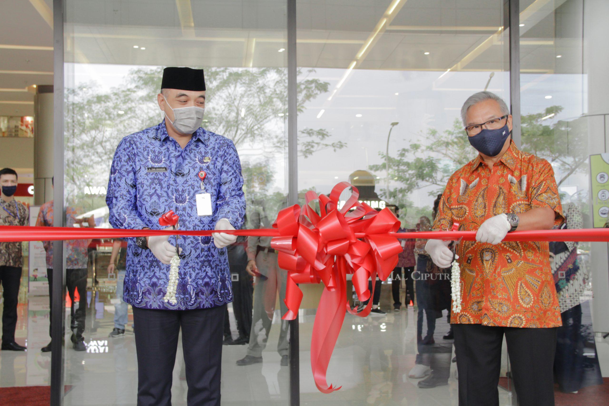 Mal Ciputra CitraRaya Tangerang Resmi Beroperasi